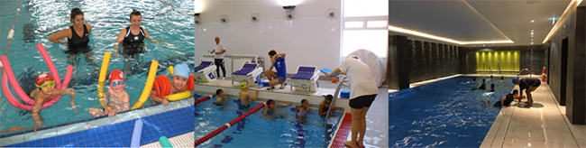 Aquatic Training Courses. Providing training courses for Swimming Teachers, Lifesavers & First Aiders.