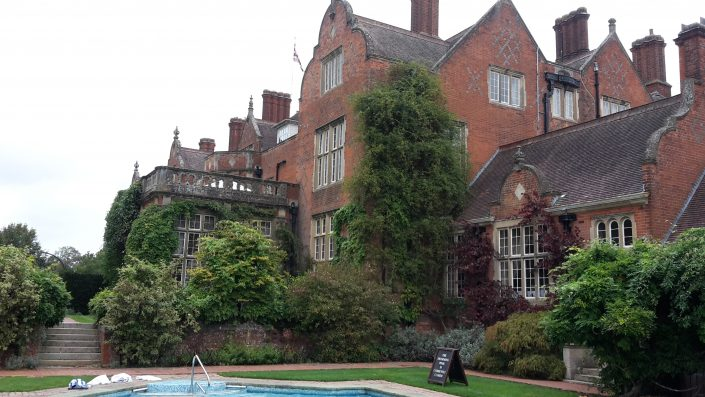 SAT Course - Tylney Hall Hotel, Hampshire