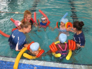 STA Level 2 Certificate in Swimming Teaching