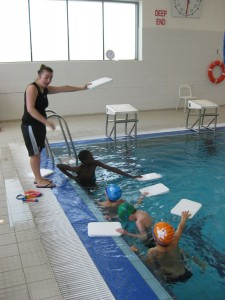 Level 2 Award in Swimming Teaching Course