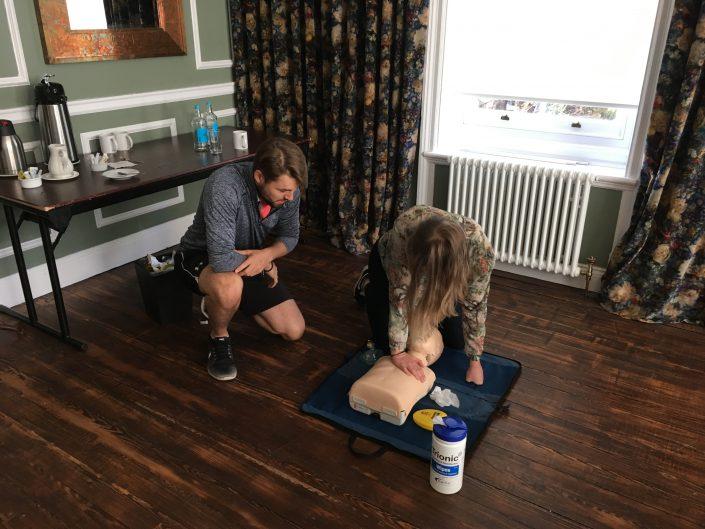 Pool Emergency Responder course at Cedars Health Club, Richmond on 9 & 10 August