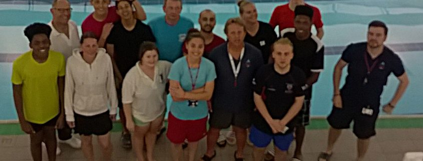 Level 2 Award in Swimming Teaching - Alleyn's School 25-28 July 2017