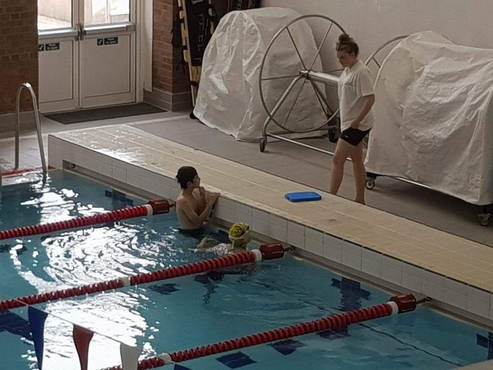 STA Level 2 Award in Swimming Teaching