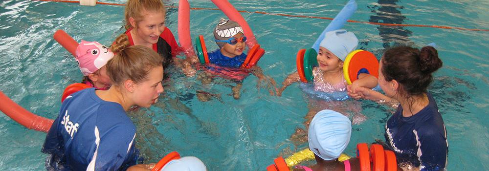 Ernest Bevin School - Level 2 Award in Swim Teaching