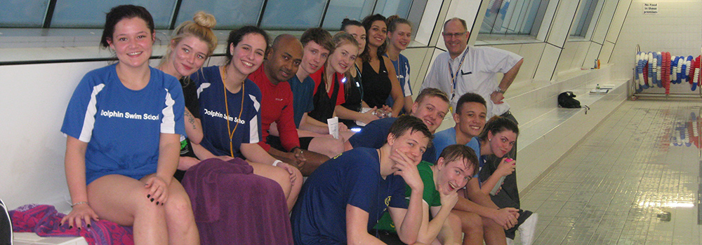 Ernest Bevin School - Level 2 Award for Swim Teachers
