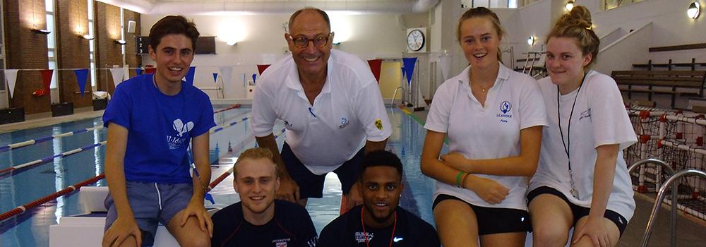 Alleyn's School - Level 2 Certificate in Swim Teaching