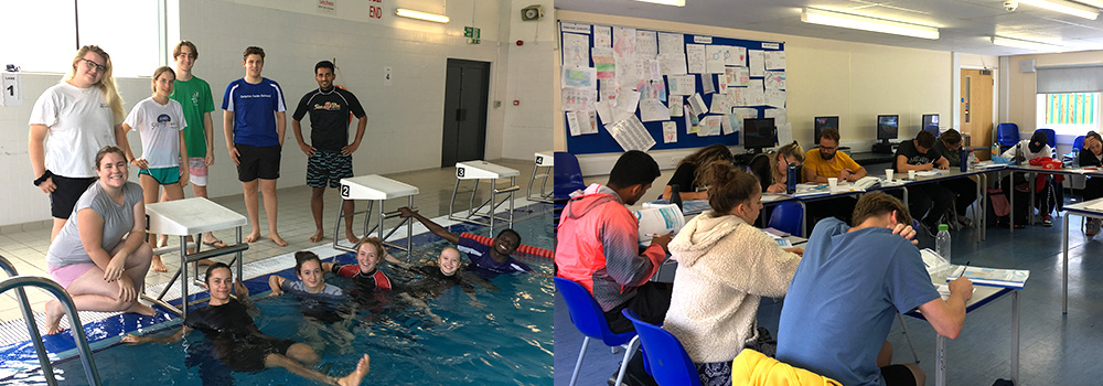 STA Award in Teaching Swimming 29 July - 2 August at Ernest Bevin