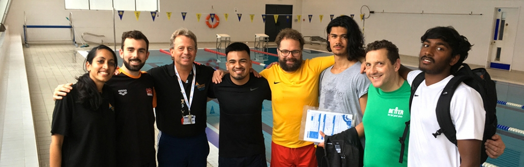 STA Certificate in Teaching Swimming